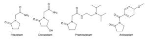 racetams-molecuul