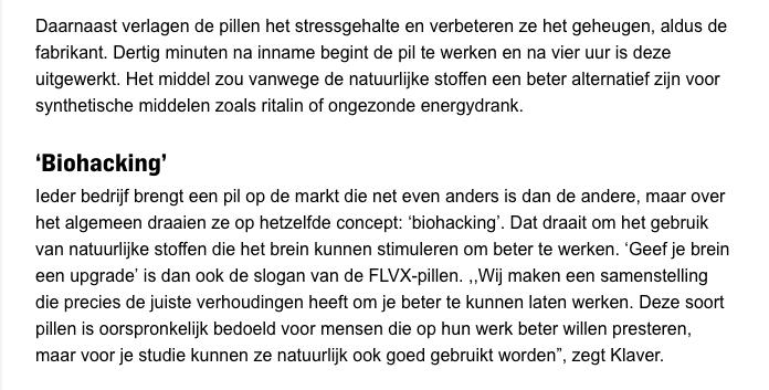 FLVX op ad.nl
